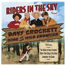 Riders In The Sky Present: Davy Crockett, King Of The Wild Frontier, New Music