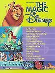 The Magic of Disney (Big-Note Piano) by , Good Book