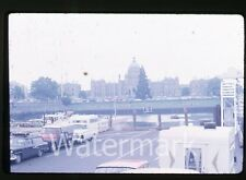 1962 kodachrome Photo slide Welcome to Victoria BC Canada