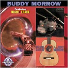 Night Train/Big Band Guitar by Buddy Morrow (CD, Jul-2004, Collectables)