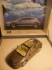 voiture 1/43 eme Coffret Collection NOREV PEUGEOT 407 ELIXIR Concept 2003