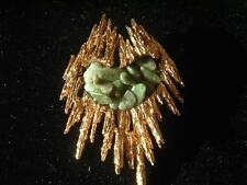 "BEAUTIFUL VINTAGE ""EXQUISITE"" 70's STYLE BROOCH"