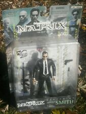 AGENT SMITH Action Figure THE MATRIX The Film N2 Toys 1999