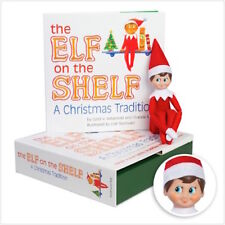 OFFICIAL NEW 2016 The Elf on the Shelf® Light Skinned Boy