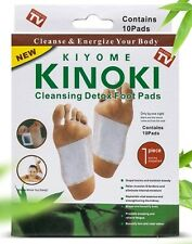 Cleansing Detox Foot Kinoki Pads Cleanse Energize Your Body