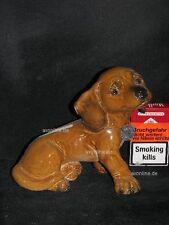 +# A015832_01 Goebel Archiv Plombe Hund Sausage Dog Dackel Dachshund 30-032
