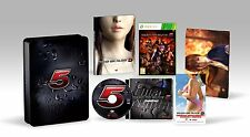 NEW Dead or Alive 5 Collector's Limited Edition (Microsoft Xbox 360, 2012) NTSC