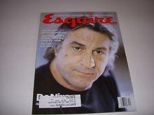 ESQUIRE Magazine, December, 1997, ROBERT DENIRO Cover, JAMES CAMERON, TITANIC!