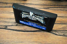 Jeu MIGHTY MORPHIN POWER RANGERS THE MOVIE pour Sega MEGA DRIVE (MD)
