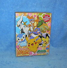 DIAMOND AND PEARL POKEMON JAPANESE PLAYING CARDS