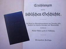 Erzählungen aus der biblischen Geschichte - Reddersen - 1935 - (3006