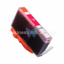 1 MAGENTA 920XL NEW GENERIC 920 HIGH YIELD 920XL w/Chip+INK LEVEL for HP Printer
