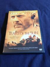 Tears of the Sun (DVD, 2003, Special Edition)