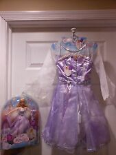 Barbie Magic of Pegasus Princess Annika Doll MIB & Girls Dress size 4 to 6x NWT