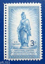 Sc # 989 ~ 3 cent National Capital Sesquicentennial Issue