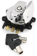 Twin Power Electronic Ignition Switch For Harley; Fat Bob; 93-08