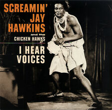 "SCREAMIN' JAY HAWKINS And The CHICKEN HAWKS  ""I HEAR VOICES (ALT)""  R&B  LISTEN!"