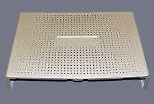 Reel Multimedia Gehäuse-Deckel ohne Logo Reelbox Avantgarde Gehäusedeckel silber