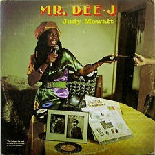 JUDY MOWATT - MR. DEE J - ASHANDAN RECORDS - 1st JA Press REGGAE LP MINT Listen