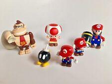 Mario Vs Donkey Kong Gashapon - Nintendo 2004 Yujin Rare Japanese Miniatures