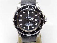 Vintage Authentic Rolex Sea Dweller 1665 Ca 1977 SS, Serviced, The great White!