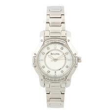 Bulova Women's 96R137 Wintermoor Diamond Markers Quartz Dress Watch