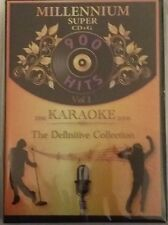 D.K. MILLENIUM KARAOKE SUPERCDG    VOLUME  1      905 SONGS + FREE MP3+G  DISC
