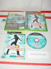 DANCE DANCE REVOLUTION ULTRAMIX 4 game only complete for Microsoft XBOX system