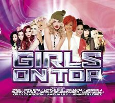 GIRLS ON TOP 2CD SEALED/NEW Little Mix Rita Ora Britney Spears Rihanna