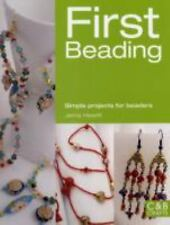 First Beading: Simple Projects for Beaders (First Crafts)-ExLibrary