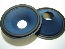 "Pair 10"" Paper Speaker Cones - Recone Parts - 451048-4"