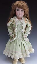 "Bell Ceramics 23"" Tall Porcelain Doll"