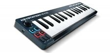 M-Audio Keystation Mini 32 (2014) USB Keyboard MIDI Controller Free Shipping