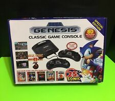 AtGames Sega Genesis Classic Game Console with 80 Built-In Games - 2016 MODEL