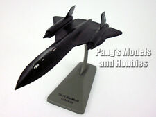 Lockheed SR-71 Blackbird Spy Plane 1/200 Scale Diecast Metal Model - Air Force 1