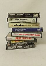 Mix Lot Cassette Tapes musicals Broadway mix