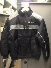 Mercedes Benz  Men's Driver's Bomber Jacket Genuine Mercedes Accessory,B67871087