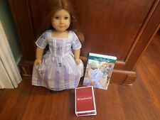 Felicity American Girl Doll & Book some accessories Marked Pleasant Company C3
