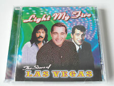 The Stars Of Las Vegas - Light My Fire (CD Album) Used Very Good
