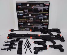 - Lot of 3 - MINI P2082 Airsoft Sniper Rifles - FOR PARTS ONLY -