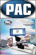 Radio Replacement Wire Harness Interface for Select Chrysler Dodge Jeep Vehicles