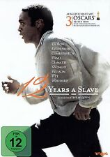 12 YEARS A SLAVE / DVD - TOP-ZUSTAND