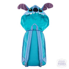 Disney Parks Stitch Hooded Backpack with Hood Hoodie