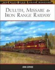 MBI Railroad Color History: Duluth, Missabe and Iron Range Railway by John...