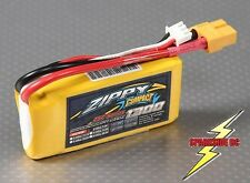 ZIPPY Compact 1300Mah 2S 7.4v  25C - 35C Lipo Pack - UK seller - Fast delivery