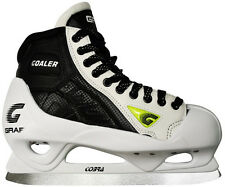 Graf Supra 550 Senior Goaler Skates - Size 6 Regular