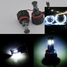 CREE 40W LED Angel Eye Halo Light H8 Lamp 3 5 Series for BMW E90 E92 E60 X5 X6