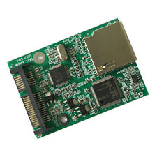 NEW SATA Adapter to SD SDHC Adapter for Windows98/2000/7,Vista,Linux Notebook