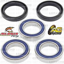All Balls Rear Wheel Bearings & Seals Kit For Suzuki RMZ 250 2011 11 Motocross