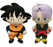 Genuine Great Eastern Trunks (GE-8964) & Goten (GE-8963) - Dragon Ball Z  Plush